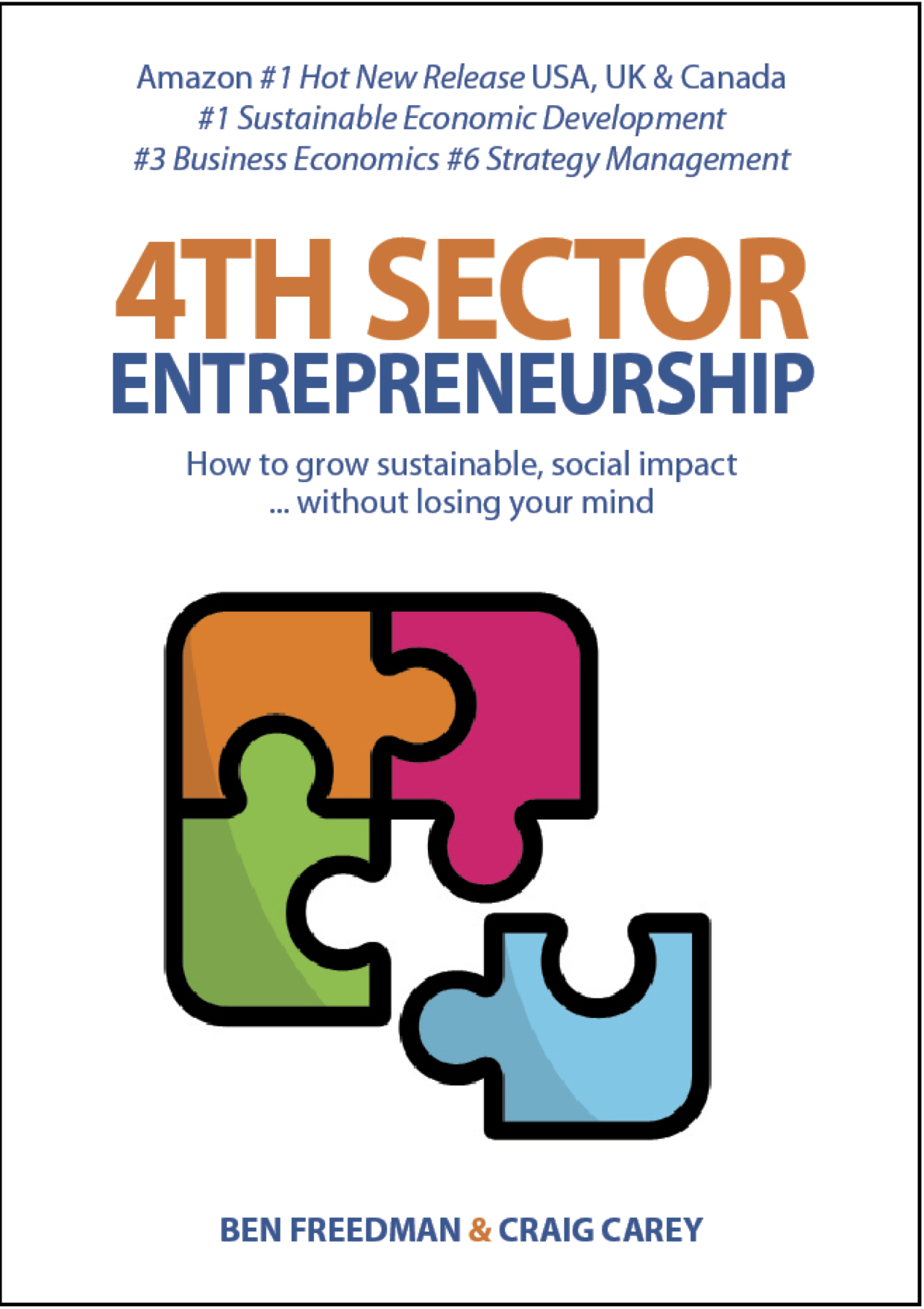 4th sector entrepreneurship