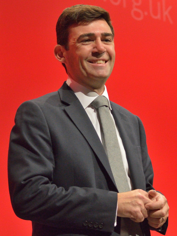 Andy Burnham, 2016_Labour_Party_Conference_prortait