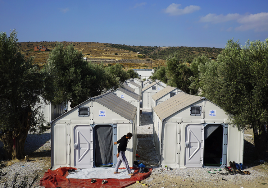 Better Shelter camp_Greece_refugee crisis_social enterprise