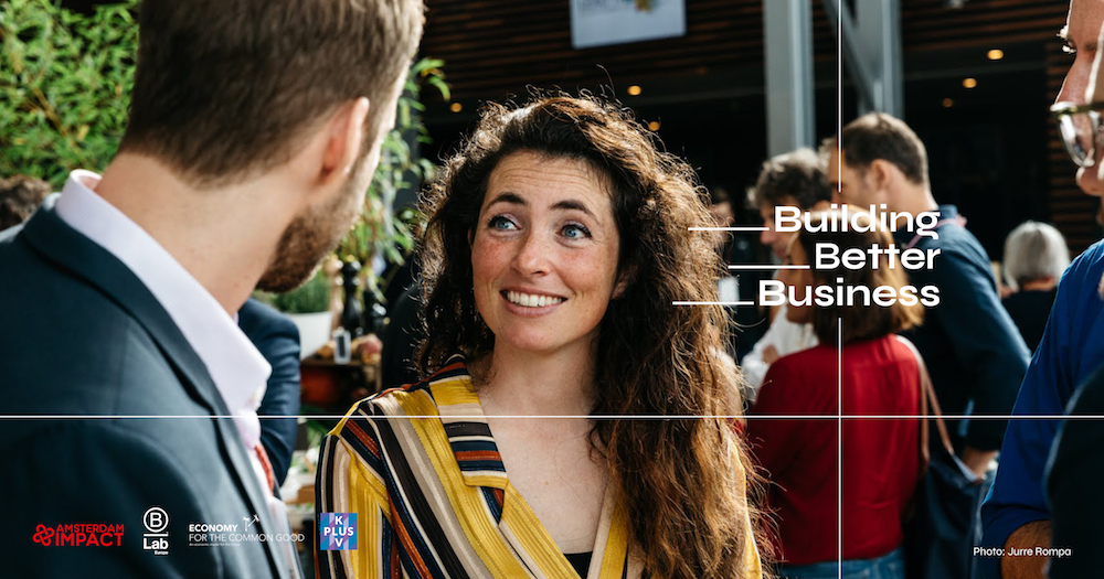 Building Better Business - Amsterdam partnership