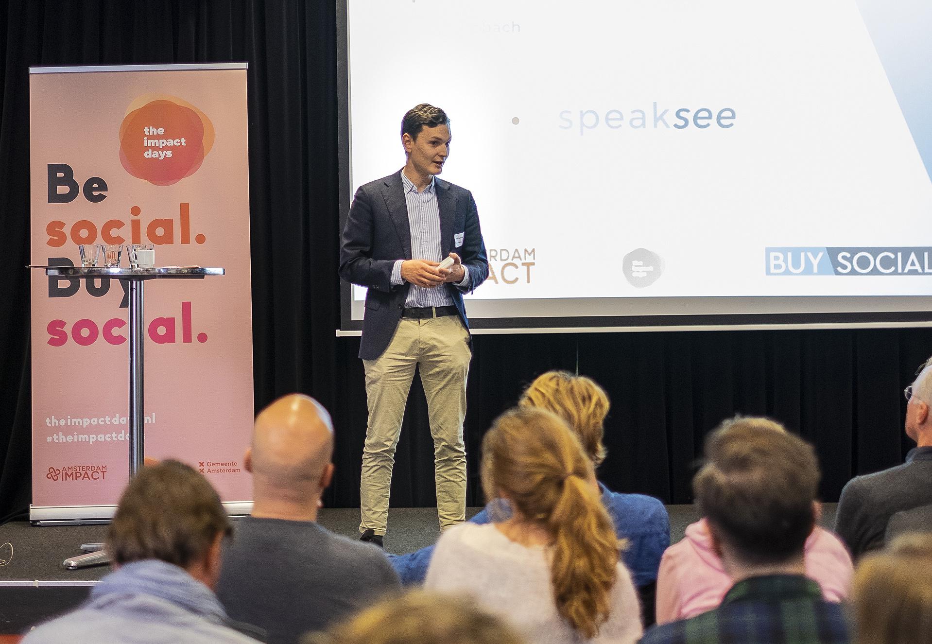 Buy Social event Amsterdam