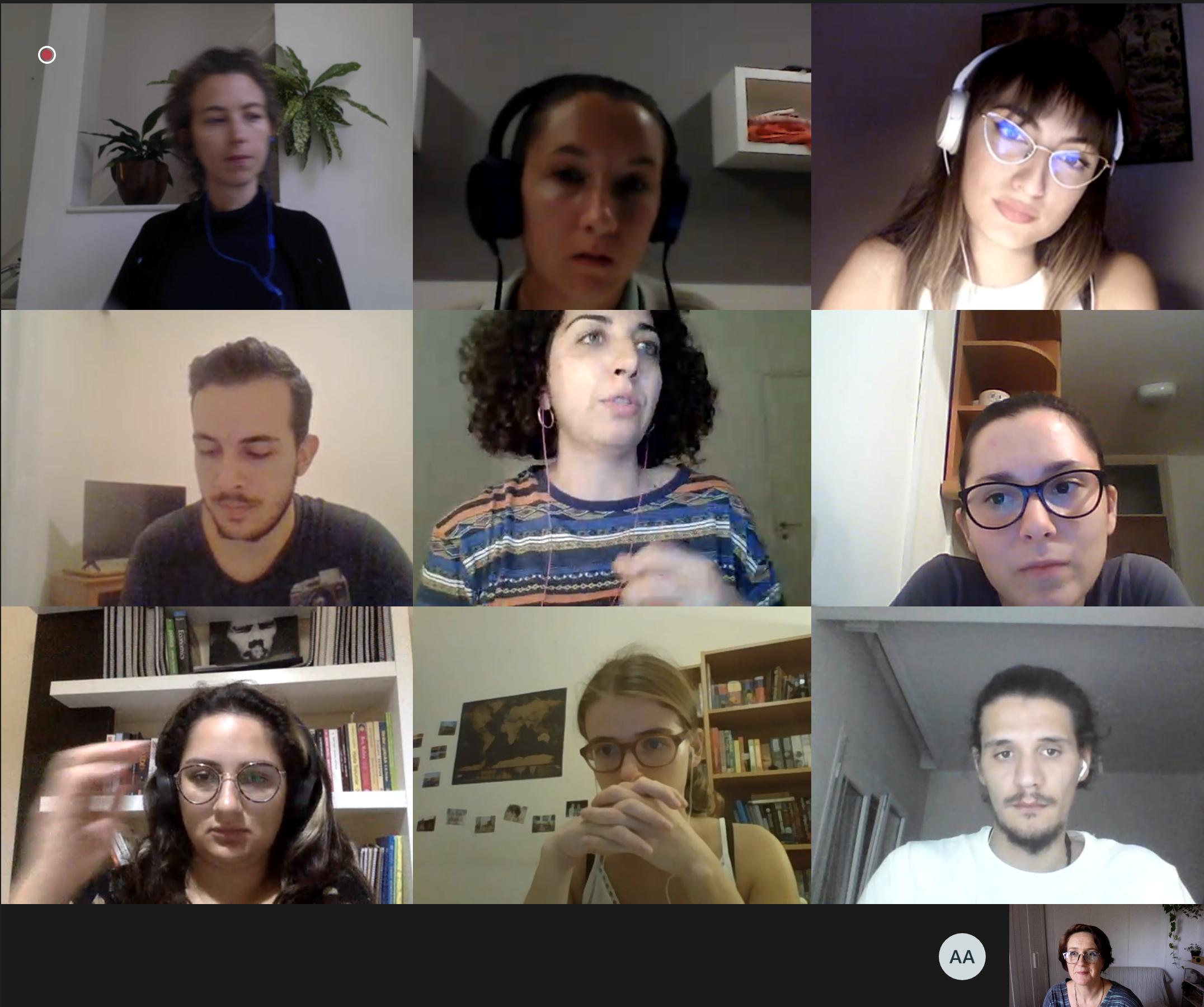 COOPower journalists training