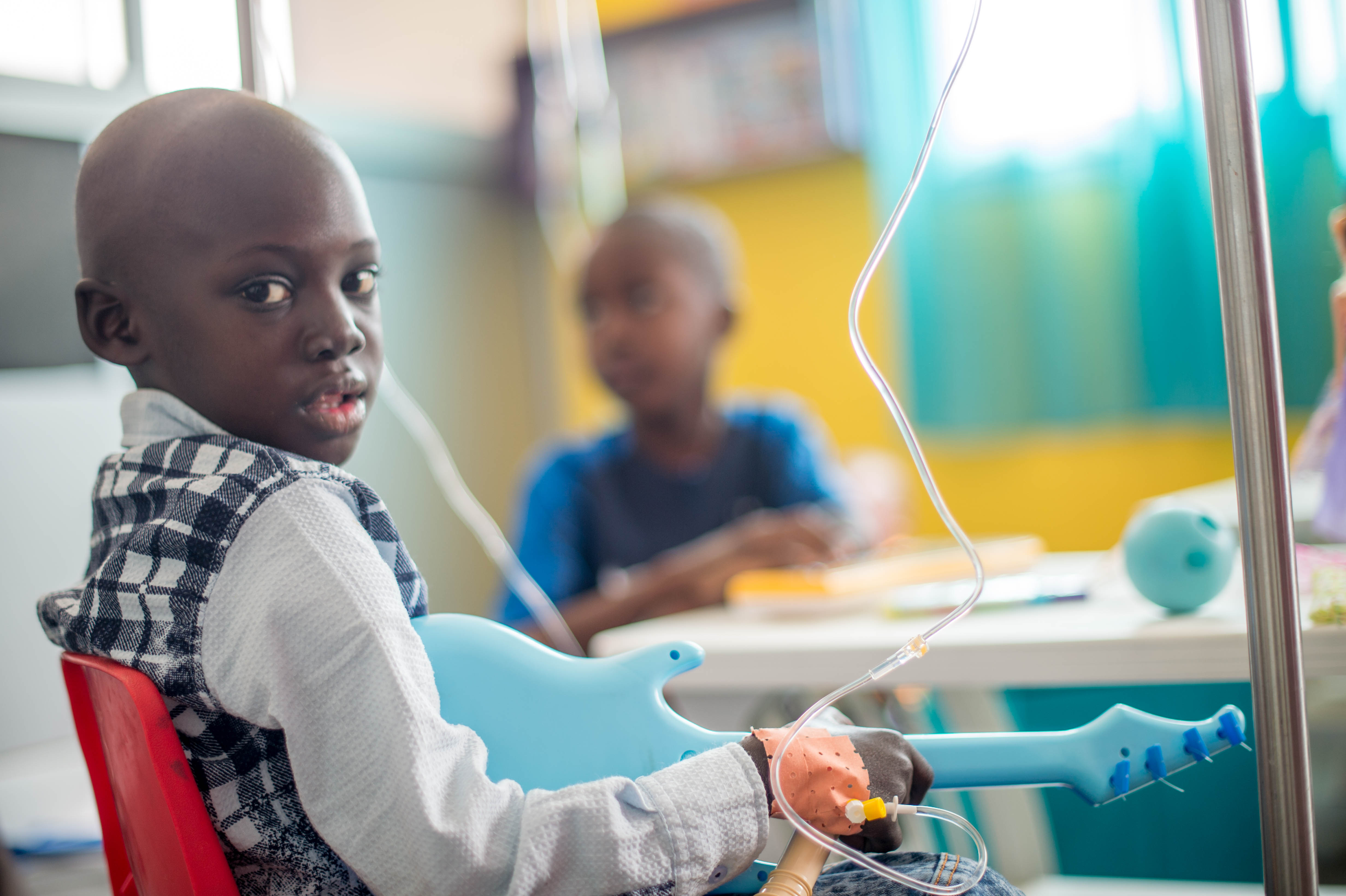 Cancer hospital Dakar - Sanofi Espoir Foundation