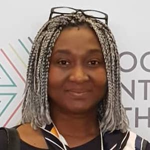 Christabell Amoakoh SEWF 2019