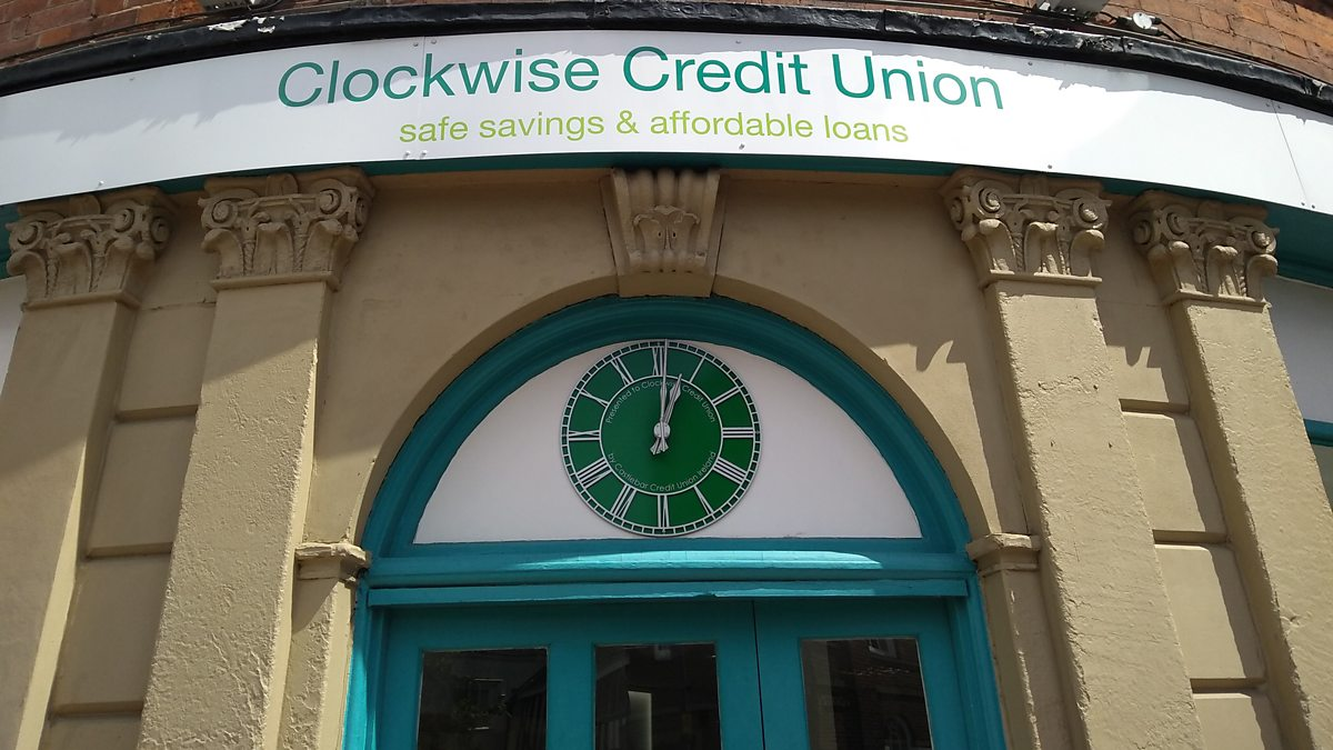 Clockwise Credit Union building