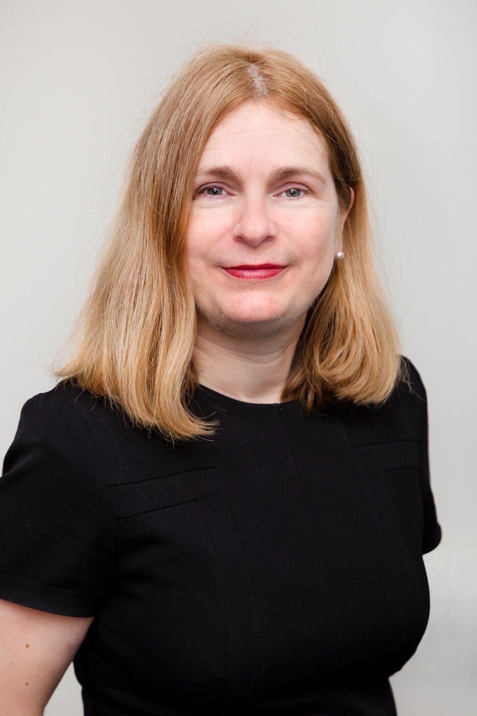 Elaine Brown, CEO of the Edinburgh Remakery, social enterprise, women leaders