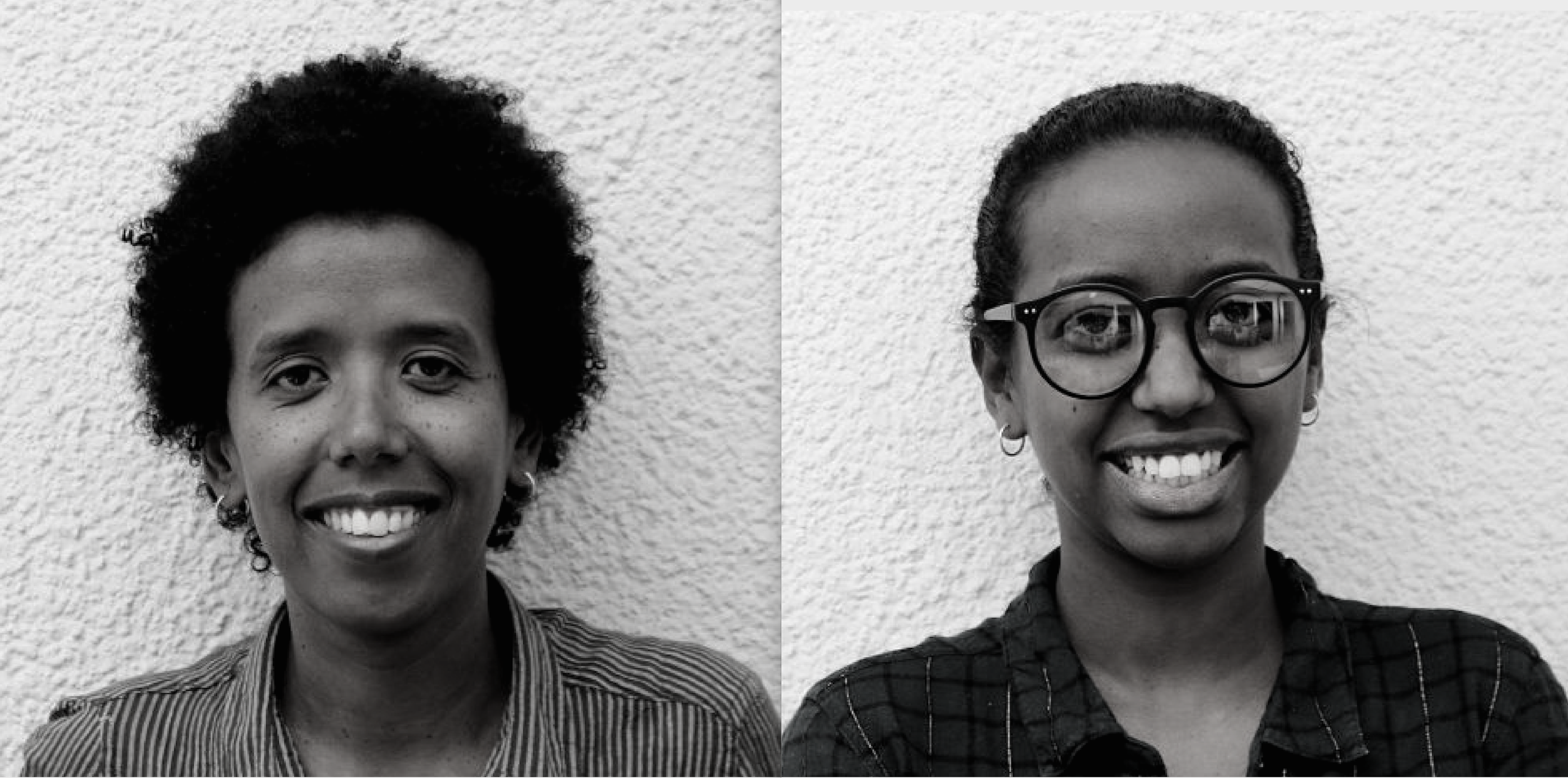 Elsa and Eyerusalem founders of Sabegn Ethiopia ahead of the Social Enterprise World Forum