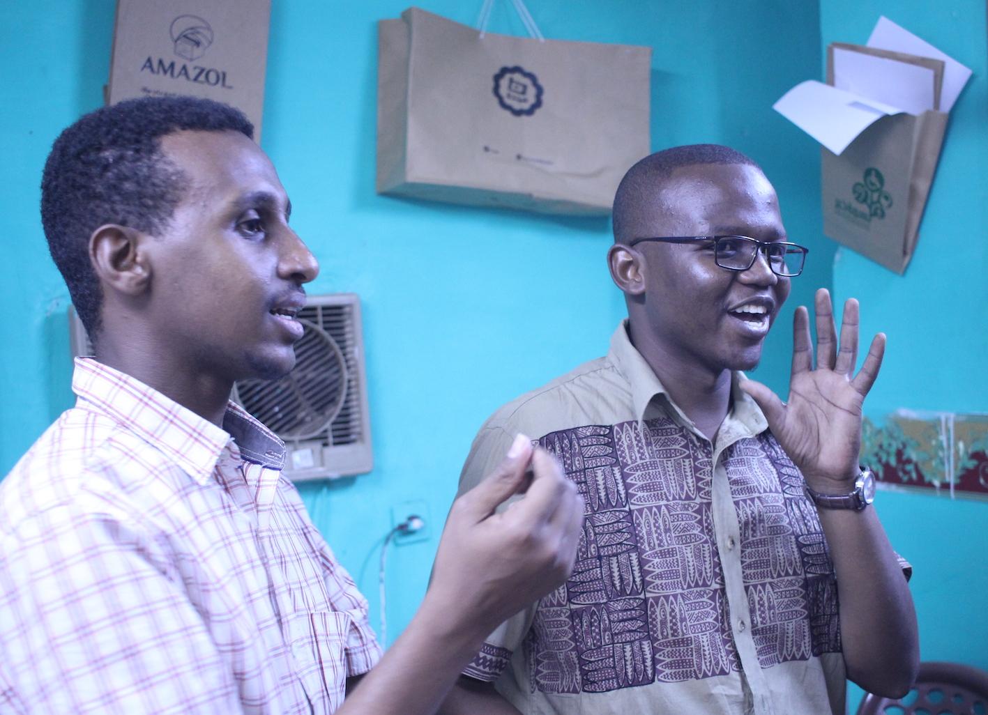 Fanda Pack Sudan founders