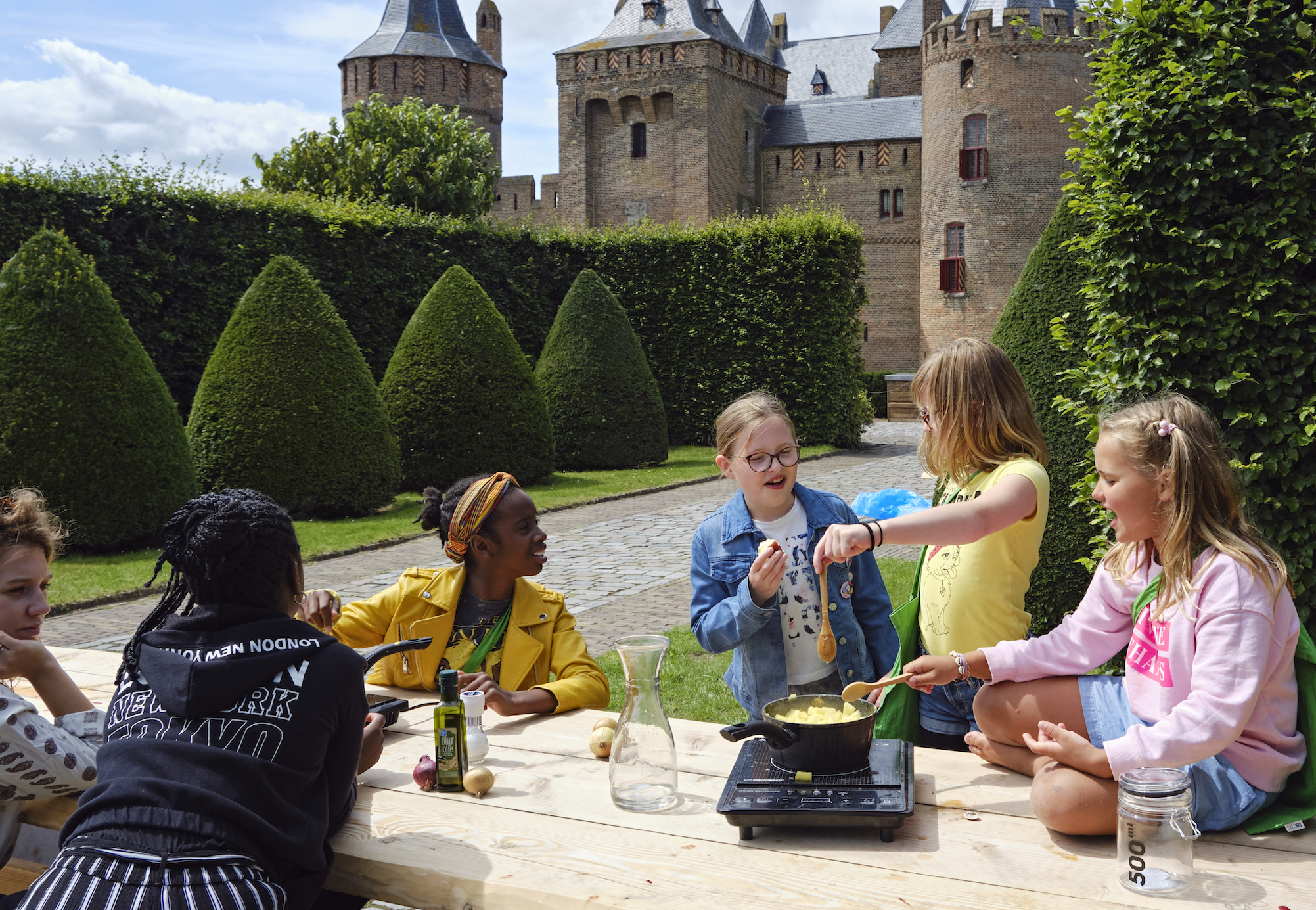 Fawaka Summer School - Amsterdam