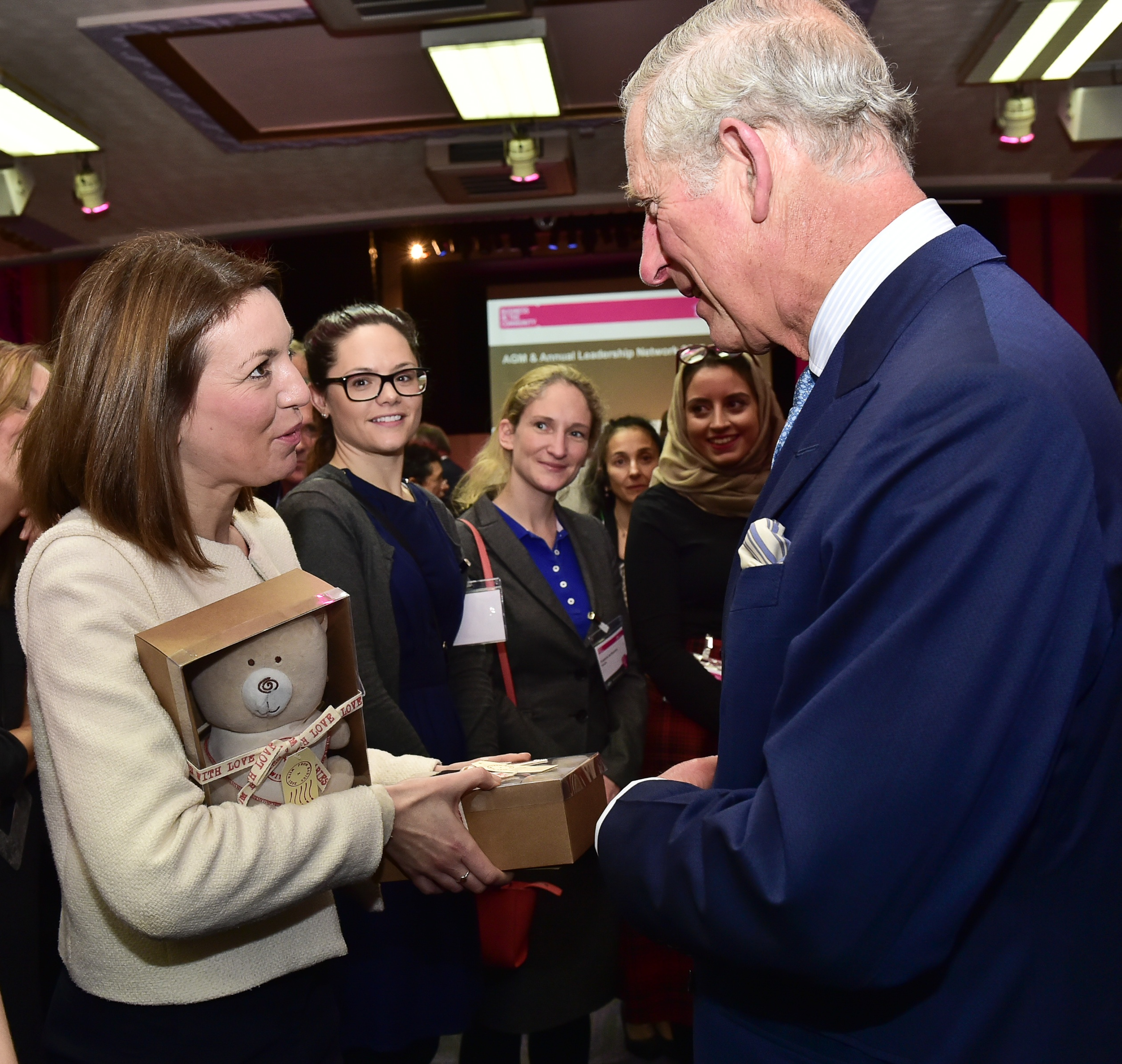 From Babies with Love Bear to HRH the Prince of Wales