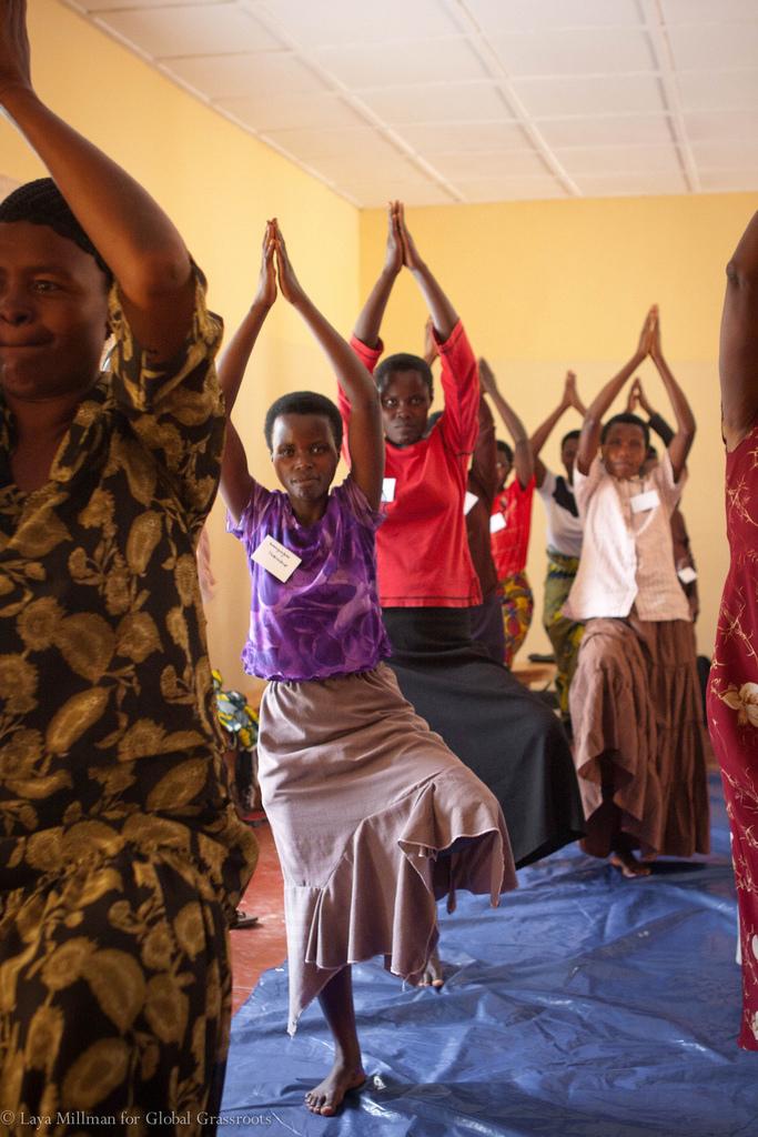 yoga Rwanda