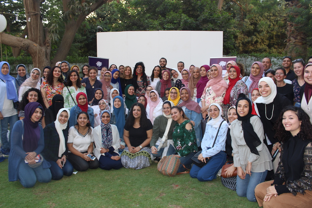 Egypt young women entrepreneurs