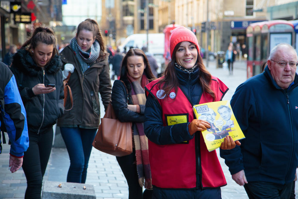 INSP Chief Exec Maree Aldam sells TBI for VendorWeek in Glasgow