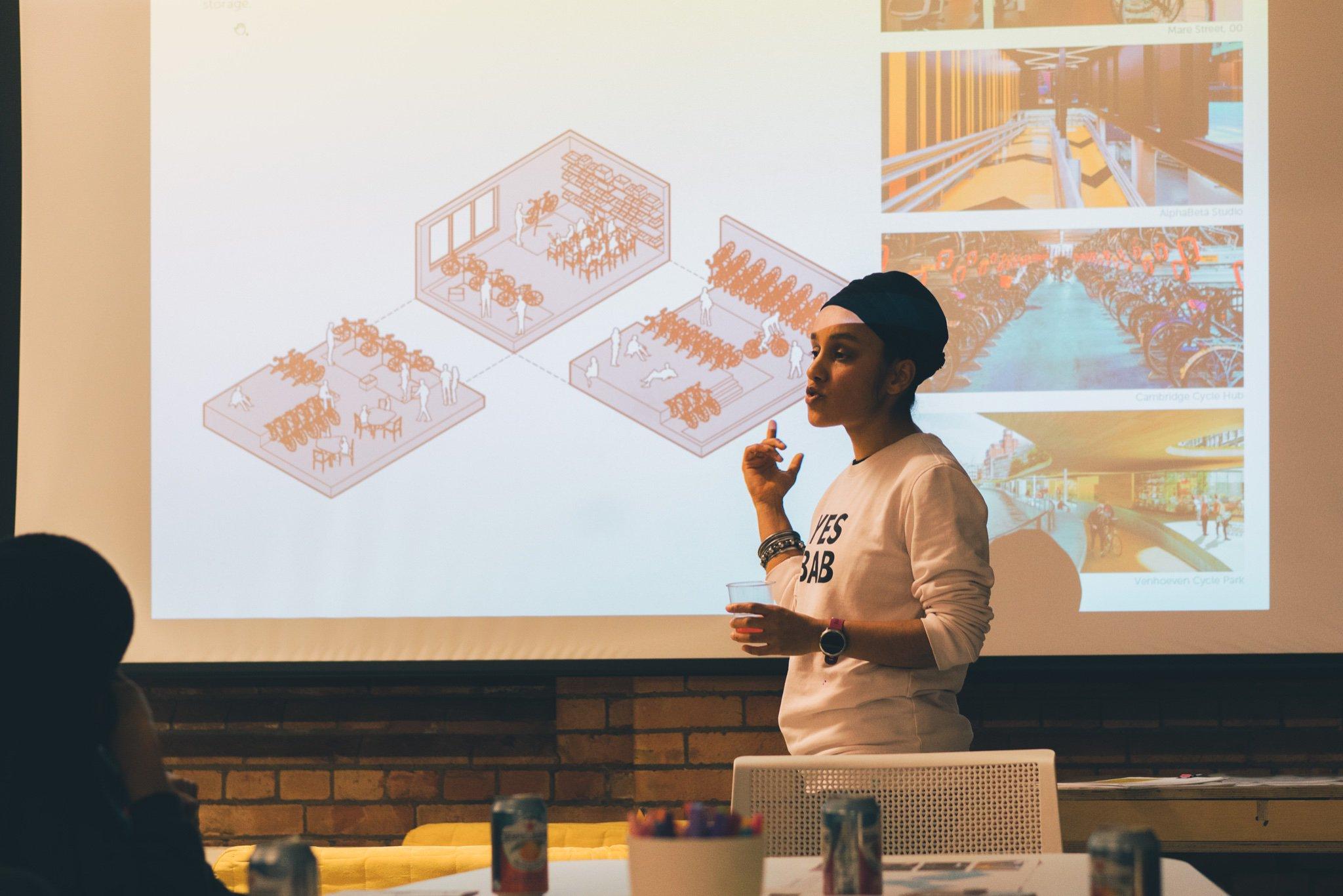 Immy Kaur Impact Hub Birmingham