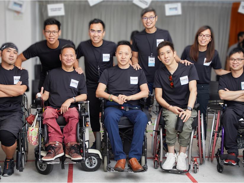 Inclusive Impact - Hong Kong