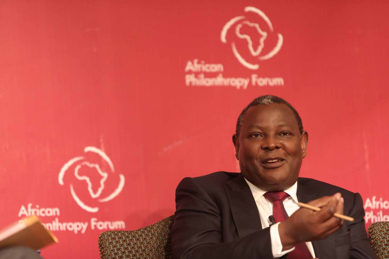 James Mwangi, pioneer of inclusive business