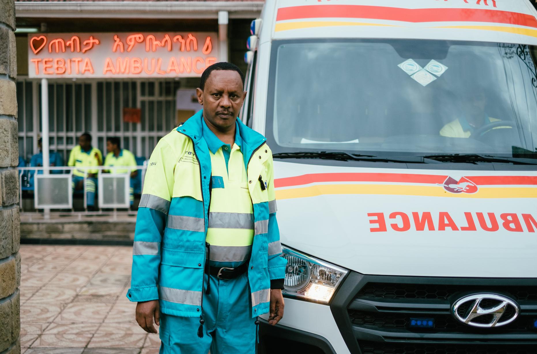 Kibret Abebe - Tebita Ambulance