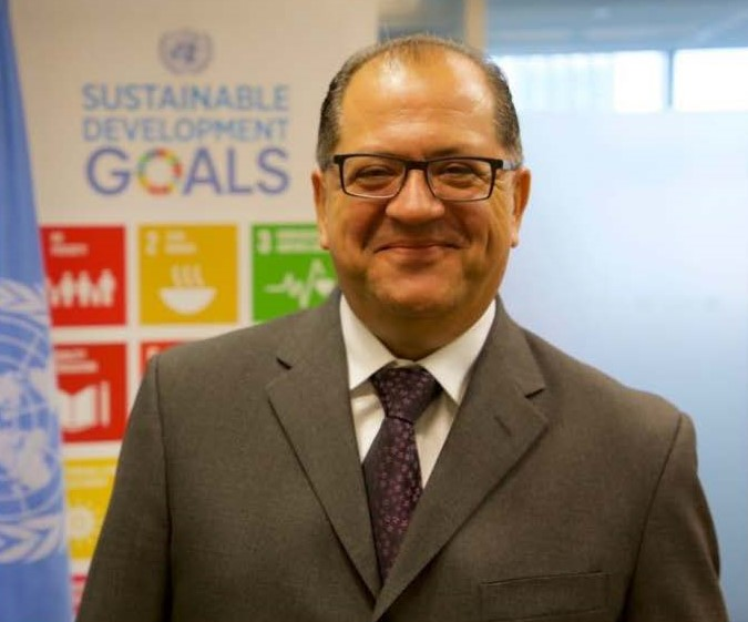 Luis Felipe López Calva UNDP