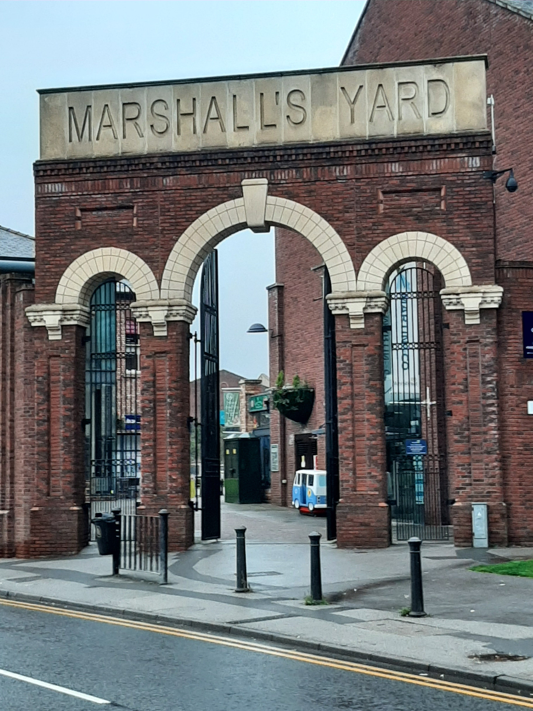 Marshalls Yard Gainsborough