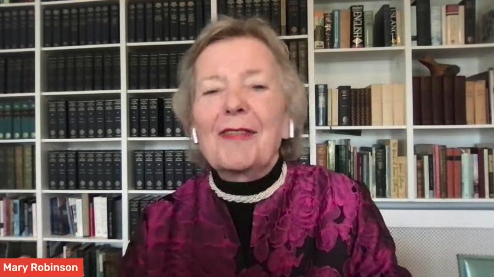 Mary Robinson Skoll Forum