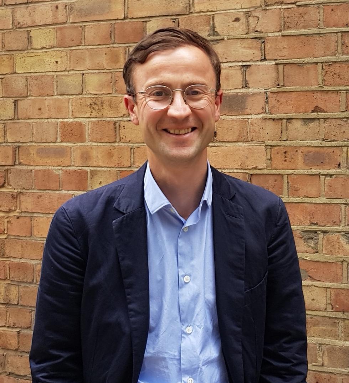 Matthew Mckeague CEO Architectural Heritage Fund