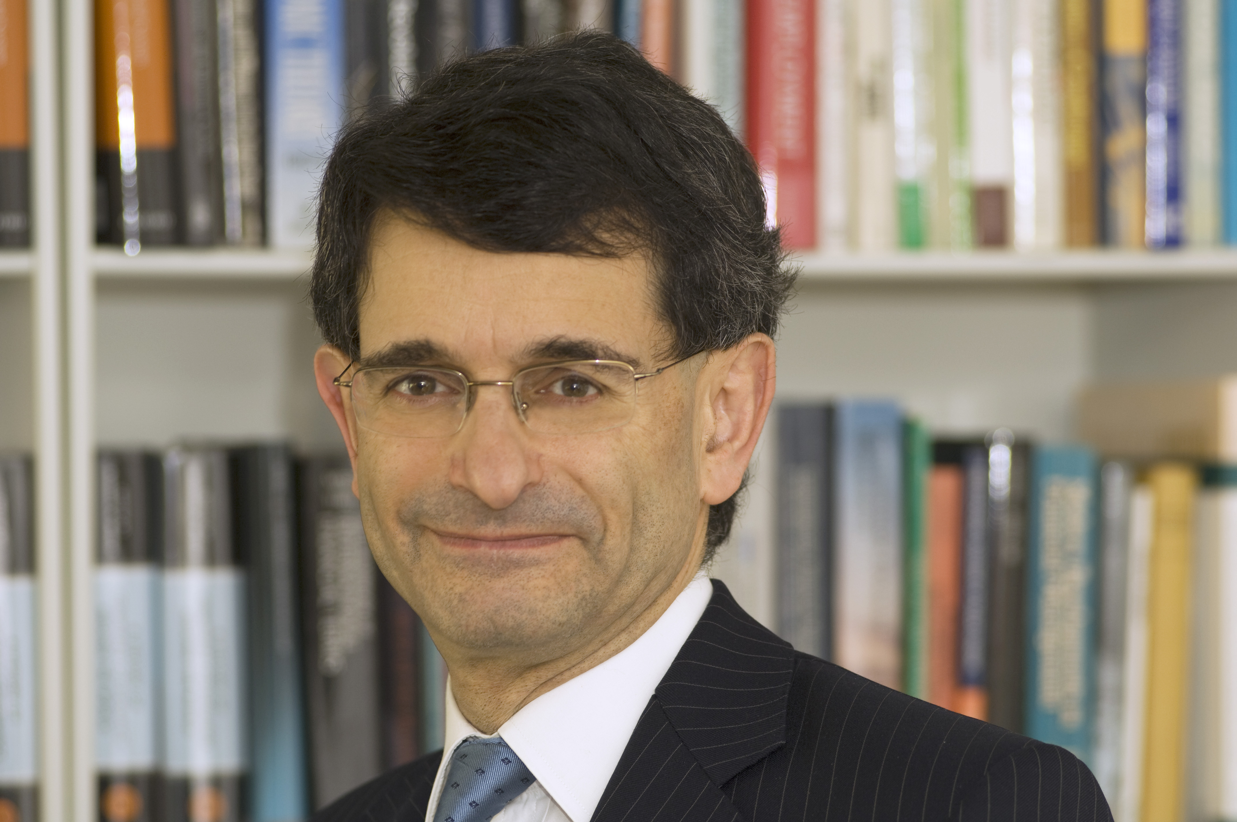 Mayer Colin Said Business School British Academy
