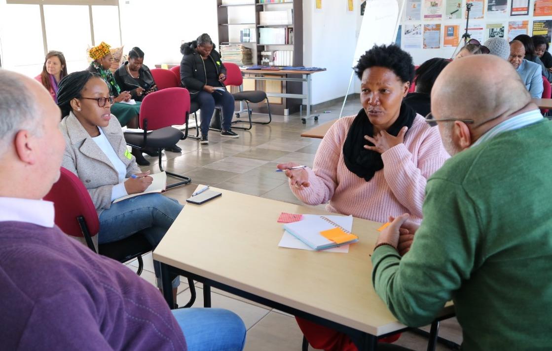 BRNWSH HCD DICE Programme South Africa