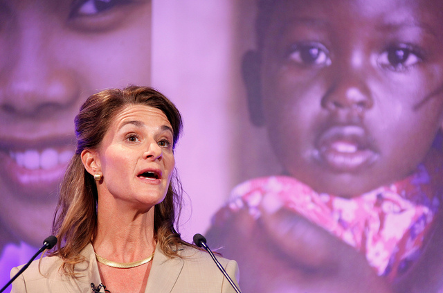Melinda Gates_DFID_international development
