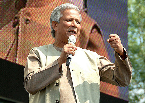 Muhammad Yunus_Germany