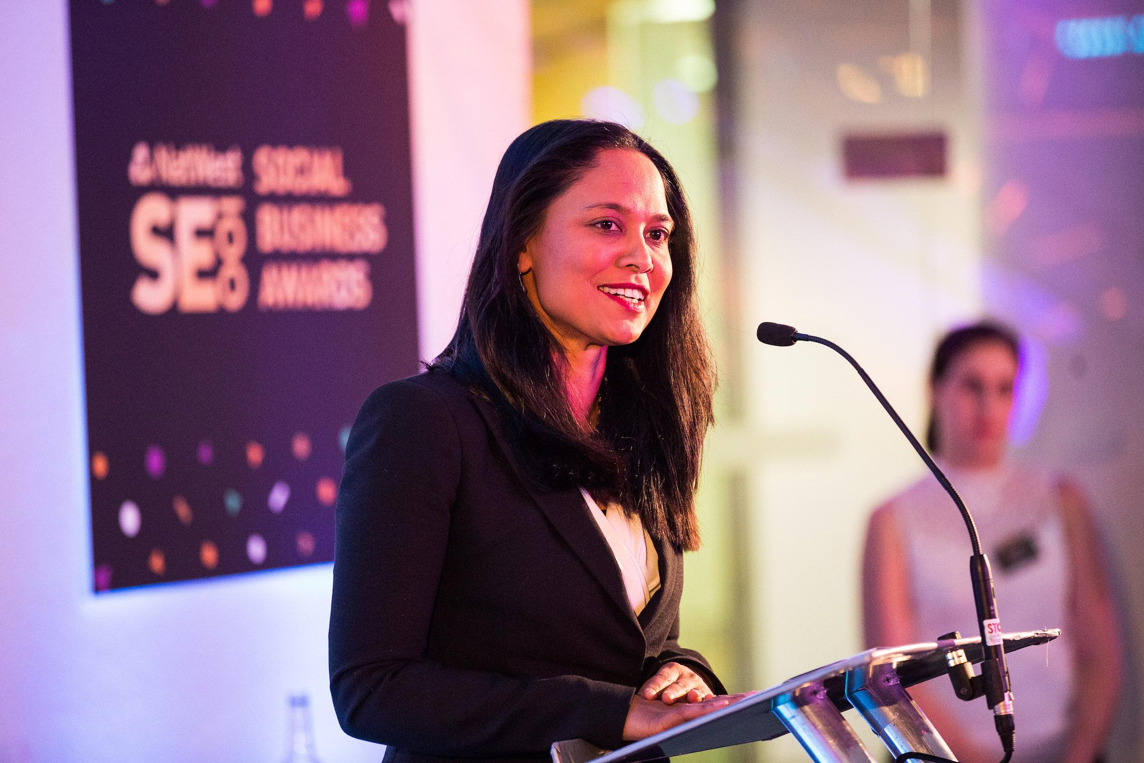 Rushinara Ali_ Natwest SE100 Awards