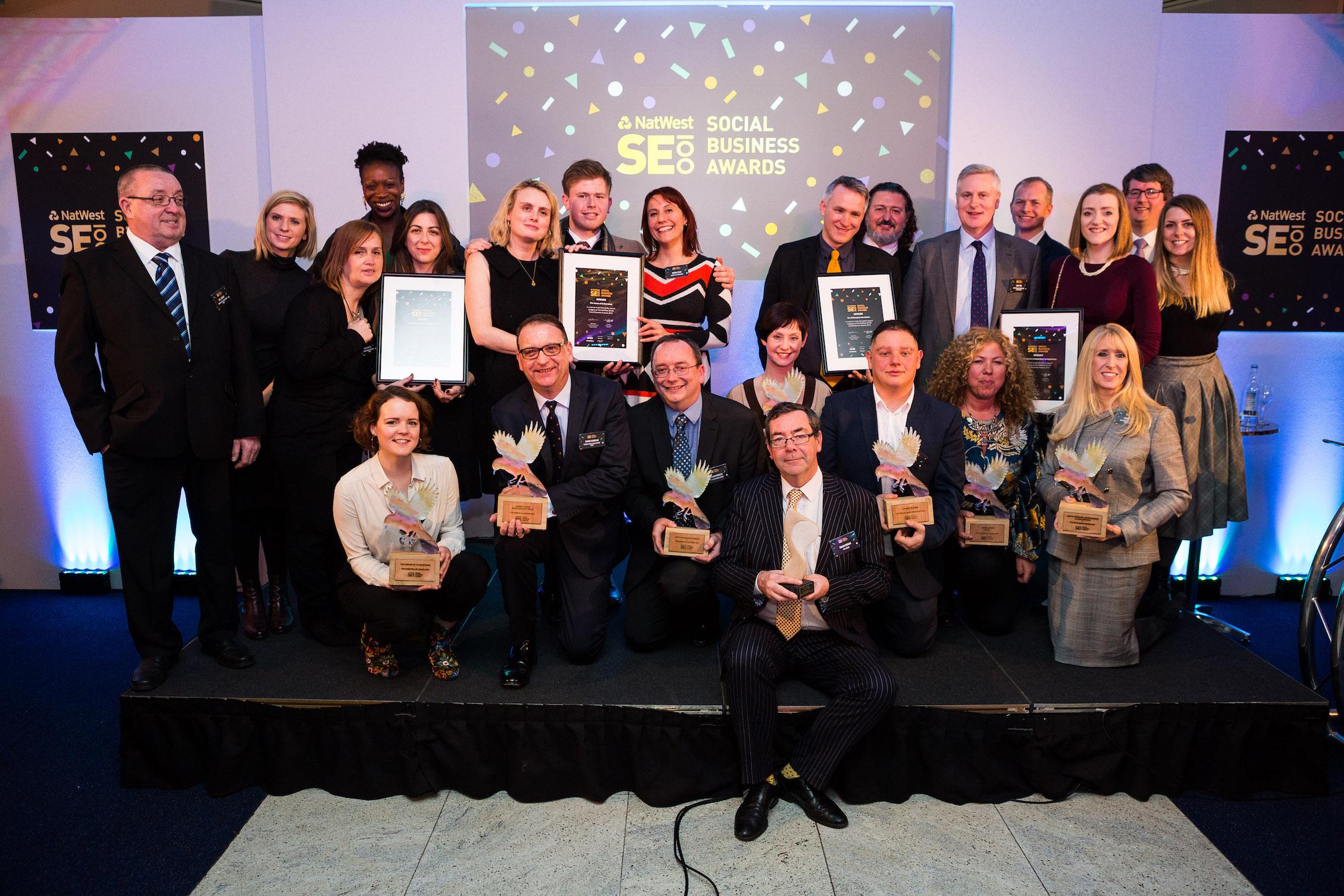 Natwest SE100 Awards