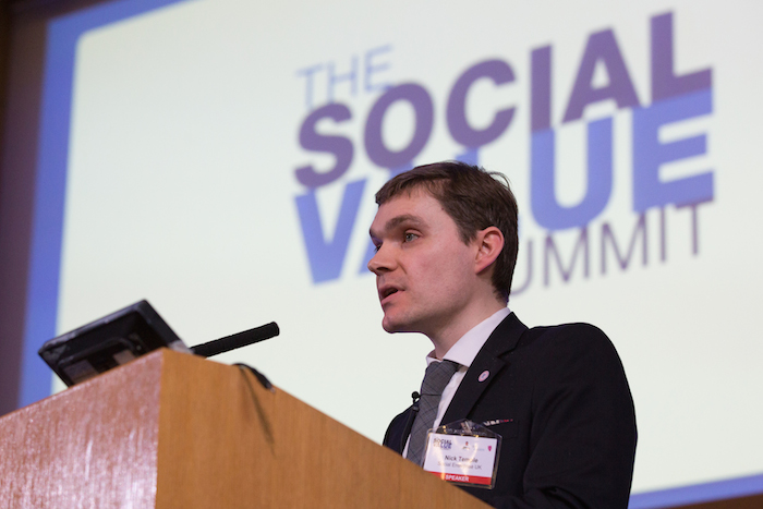 Nick Temple_Social Enterprise UK_social enteprise_budget