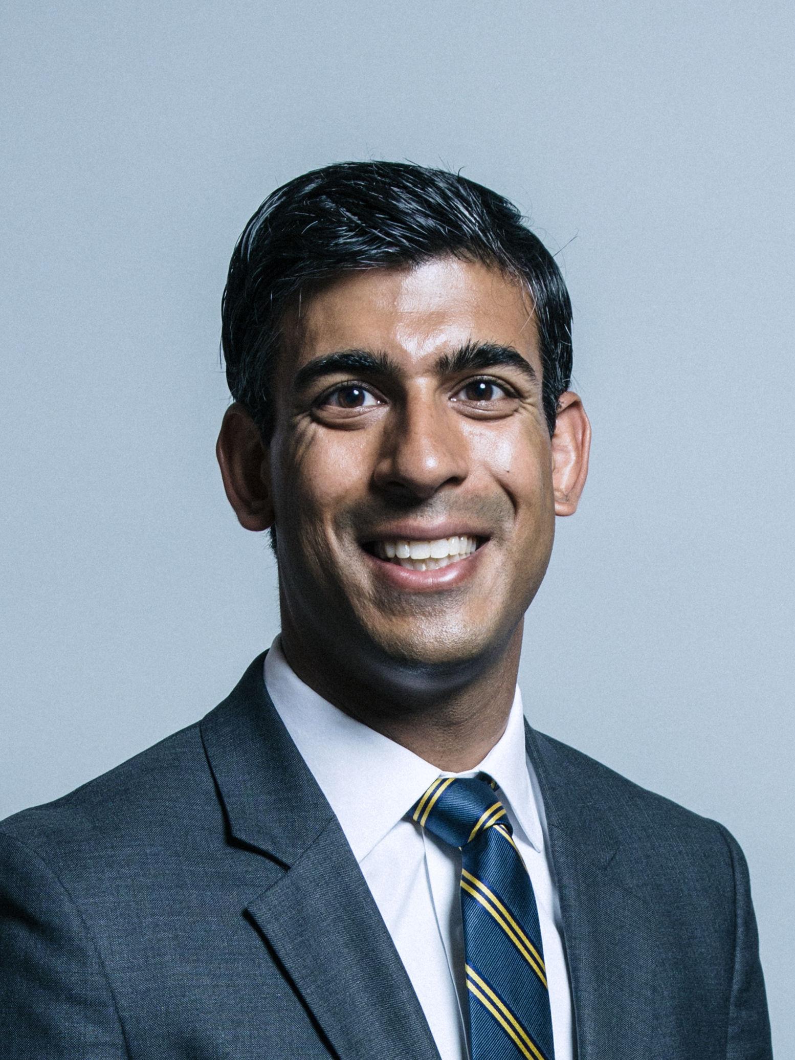 Rishi Sunak Chancellor Budget UK