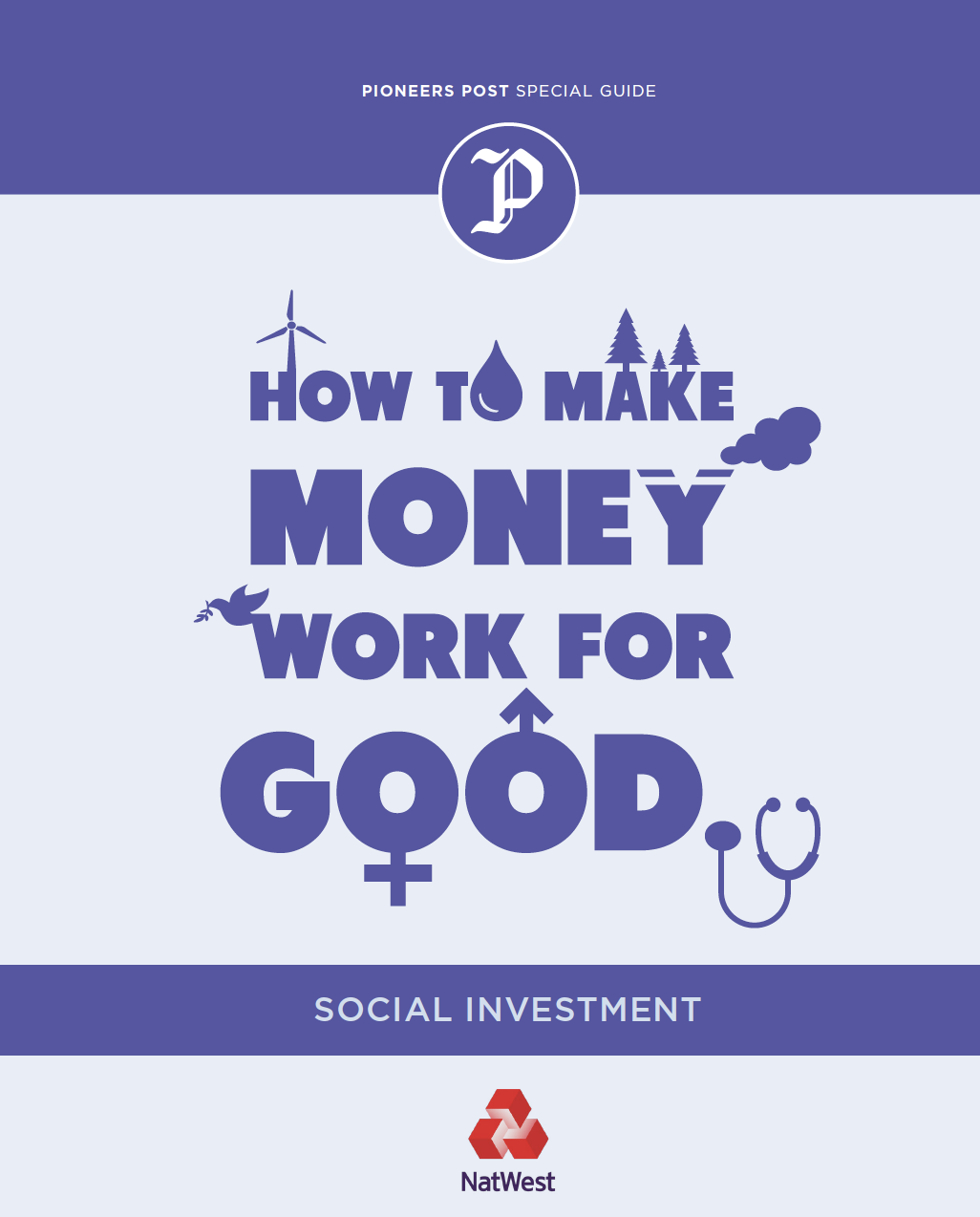 Cover of guide to social investment