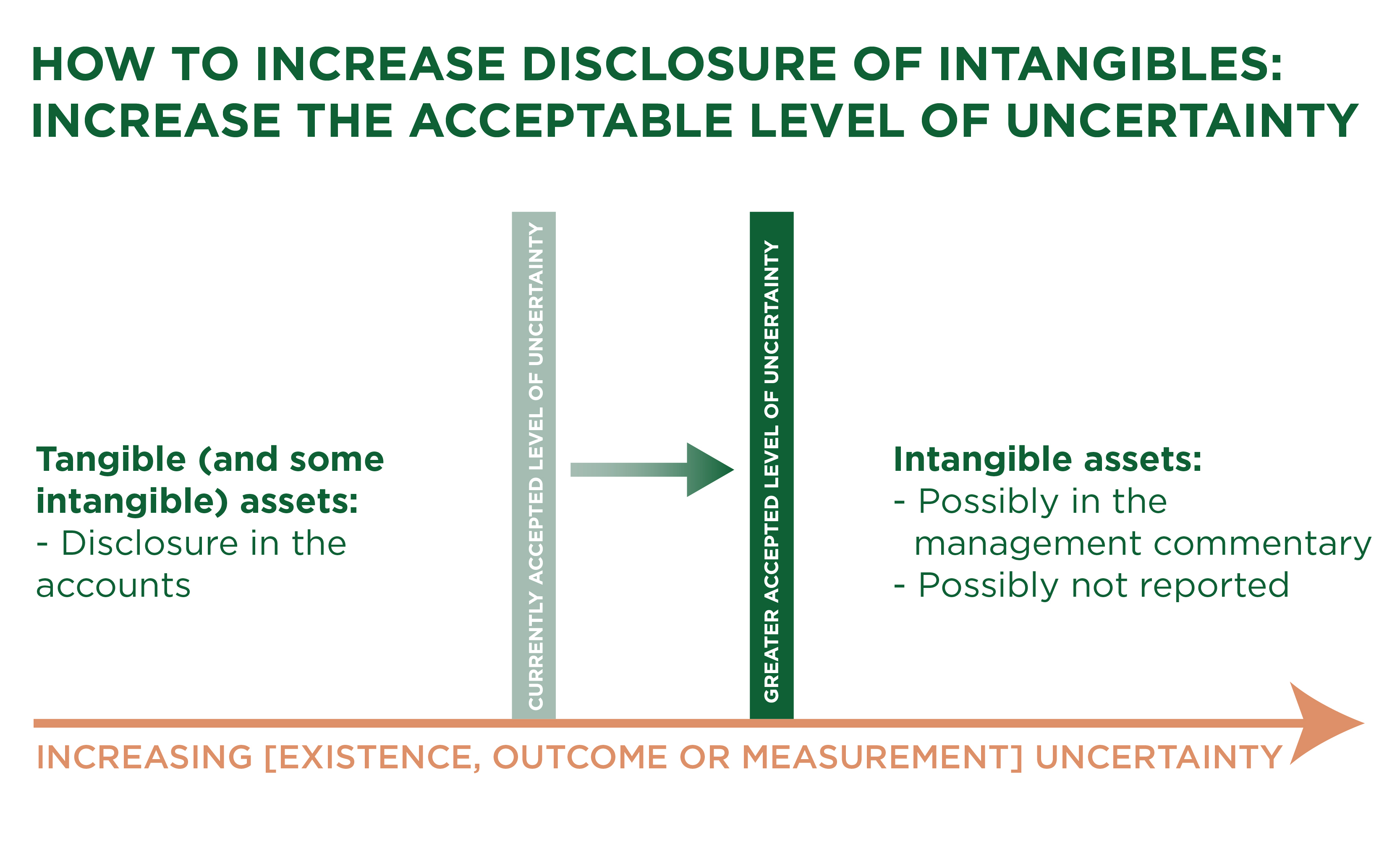 Jeremy Nicholls - Increasing disclosure of intangible assets
