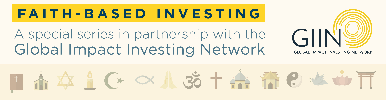 Faith-based investing