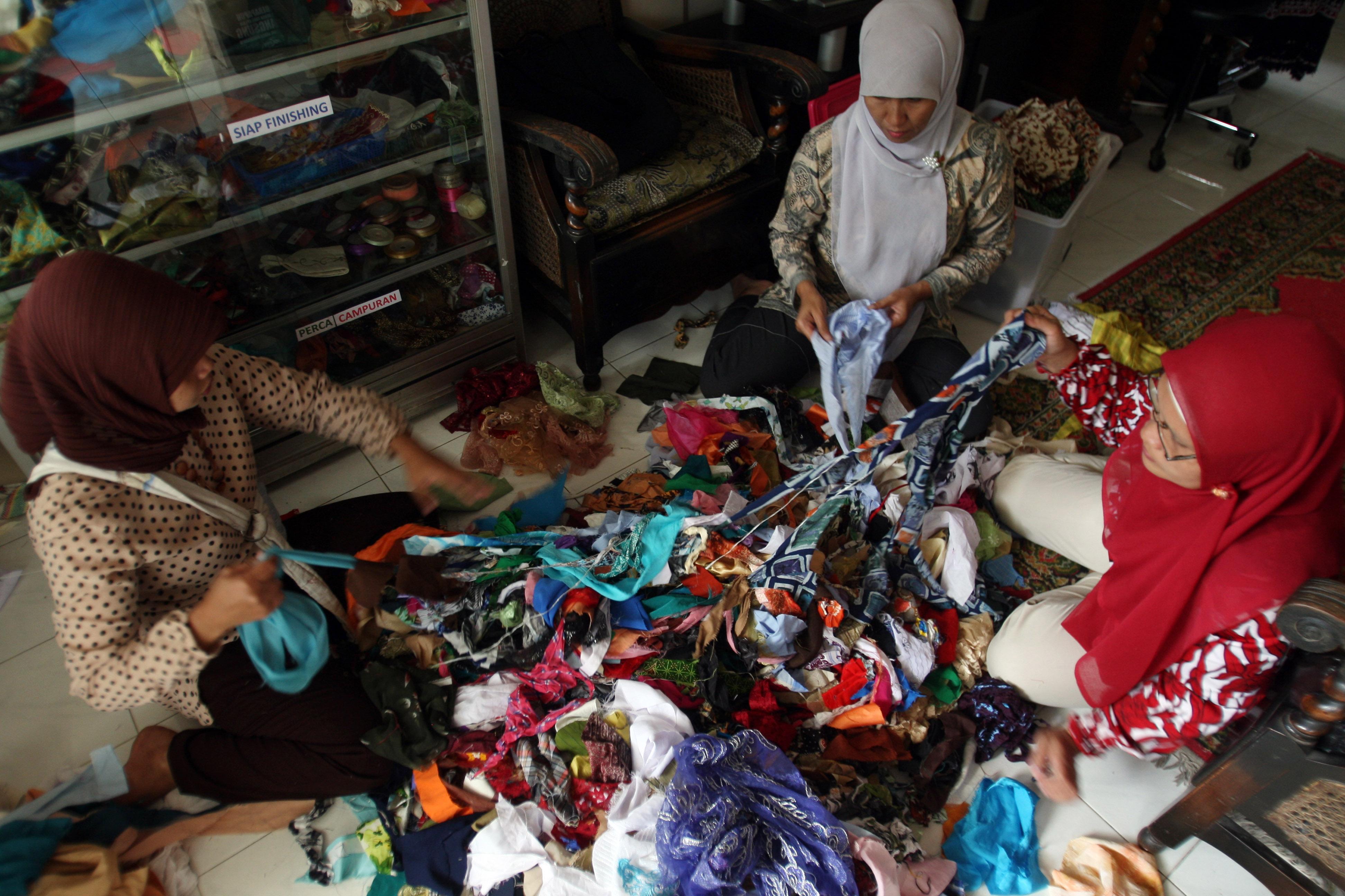 Pelangi social enterprise Indonesia