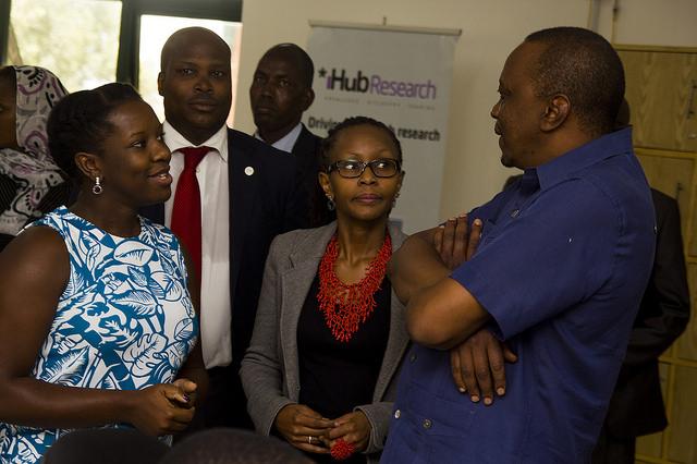 President Kenyatta_Kenya_Nairobi