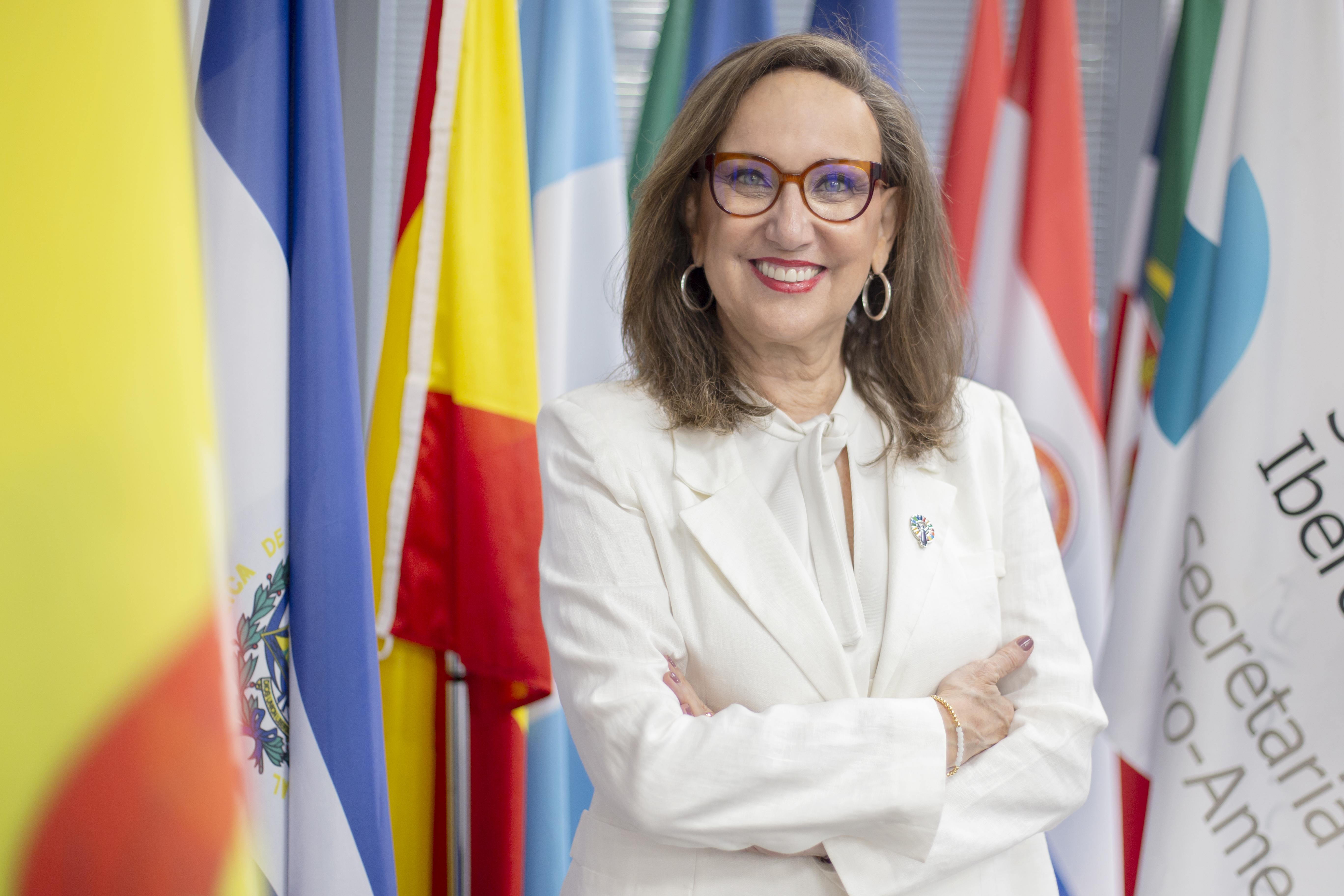 Rebeca Grynspan Ibero American General Secretariat