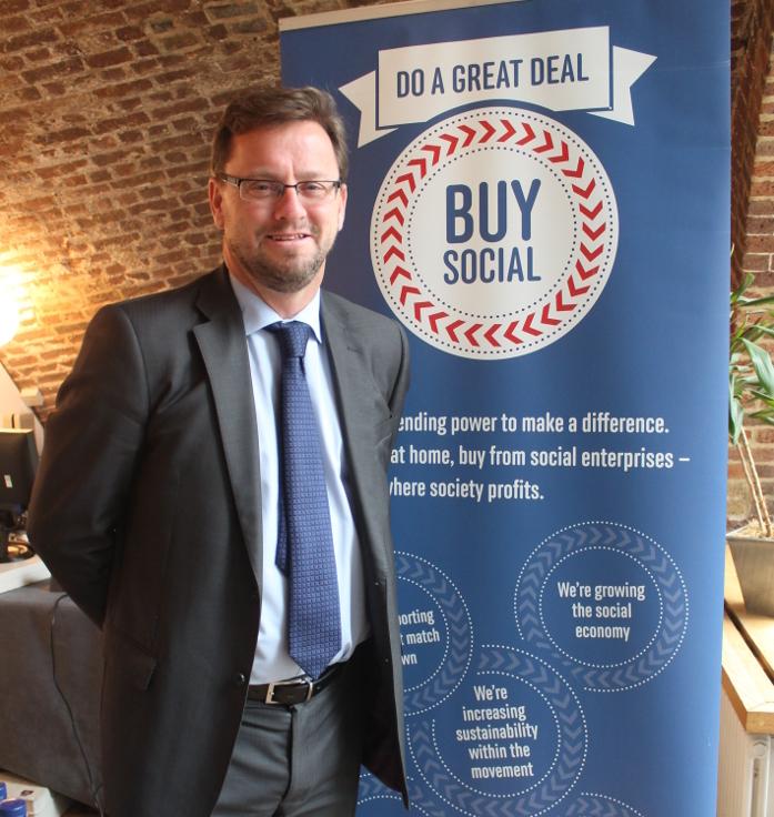 Rob Wilson MP_Minister for Civil Society_Social Enterprise UK