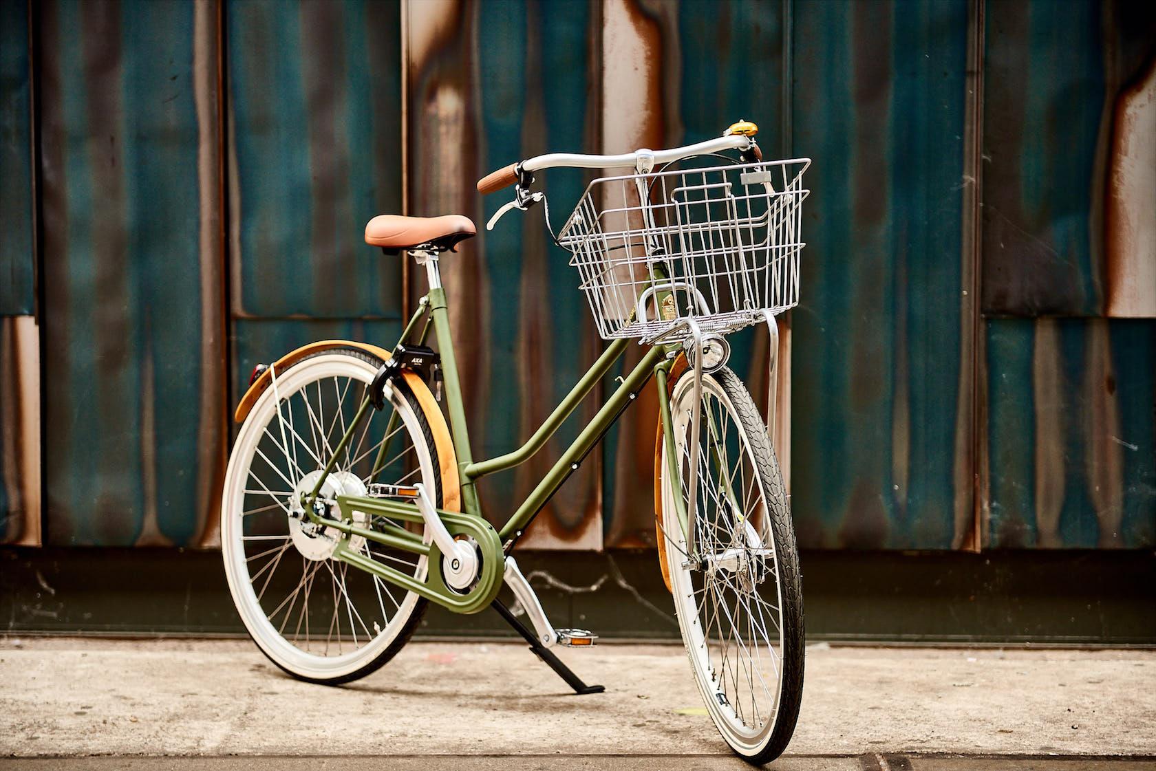 Roetz circular design bikes