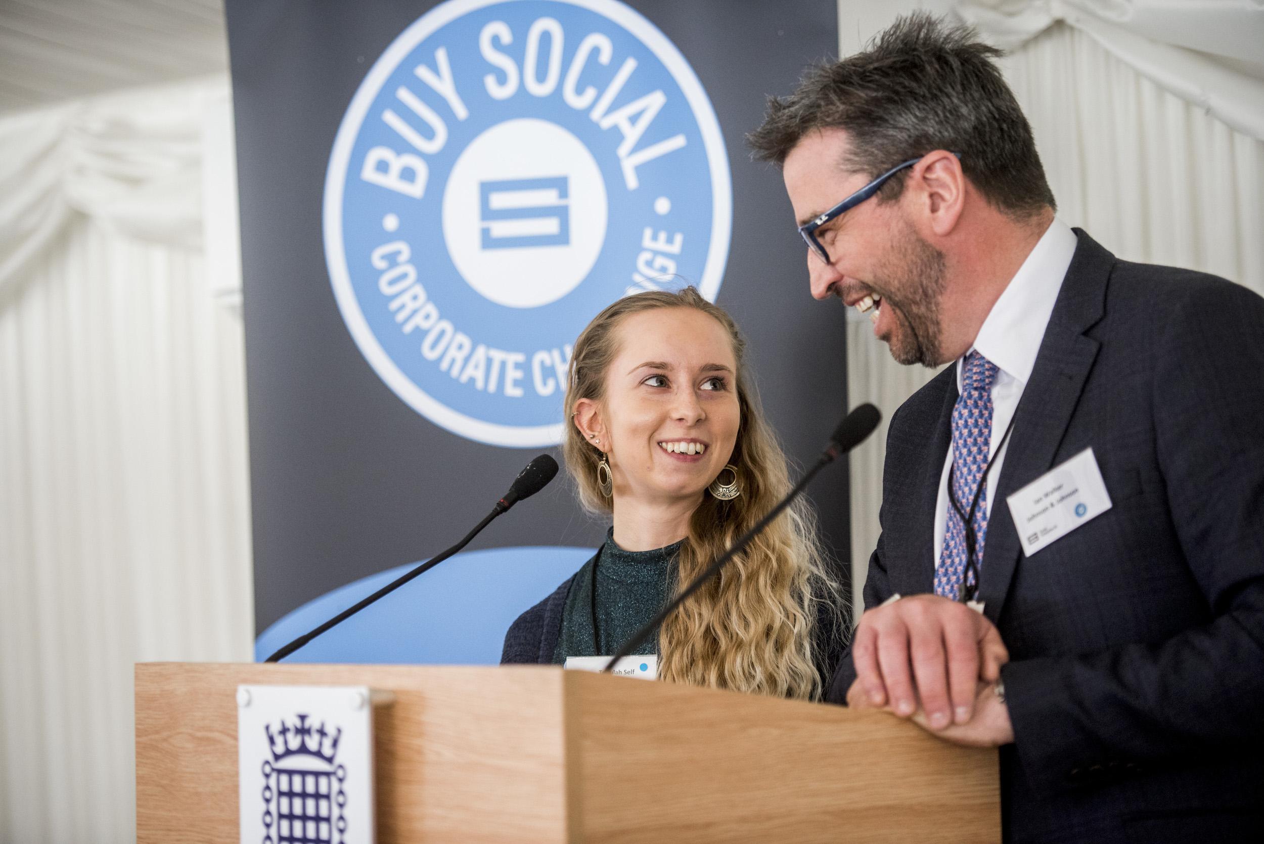 SEUK Buy Social launch 2019