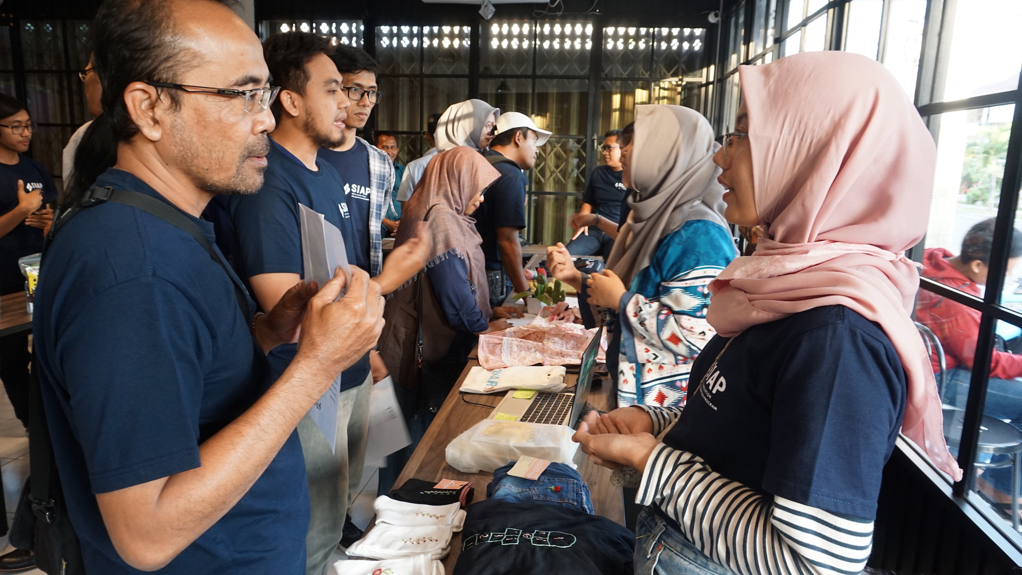 SIAP Indonesia - Bootcamp roadshow presentation day