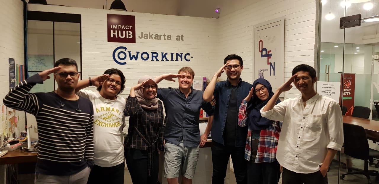 SVUK in Jakarta