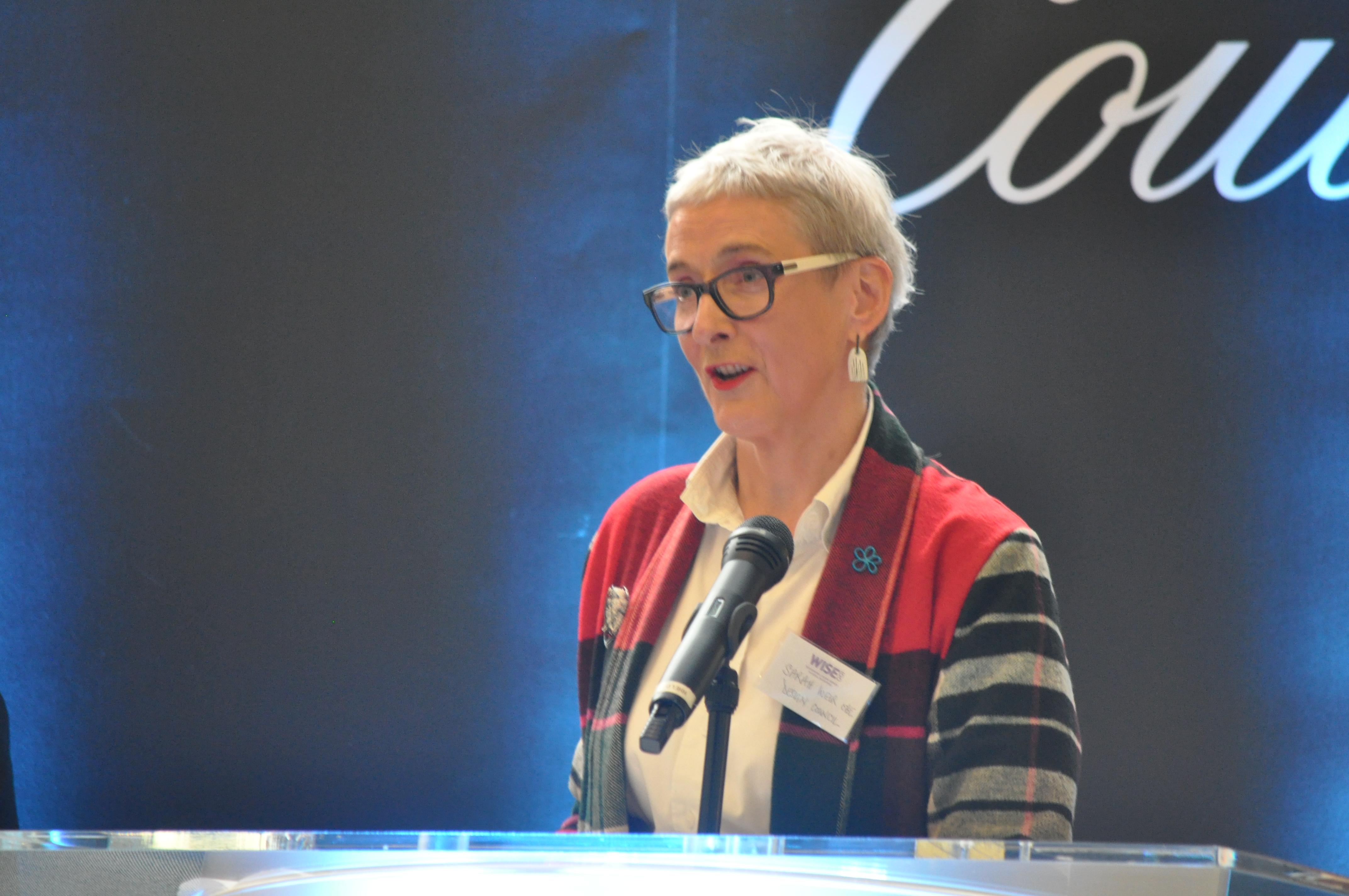 Sarah Weir, Design Council, social enterprise, WISE100