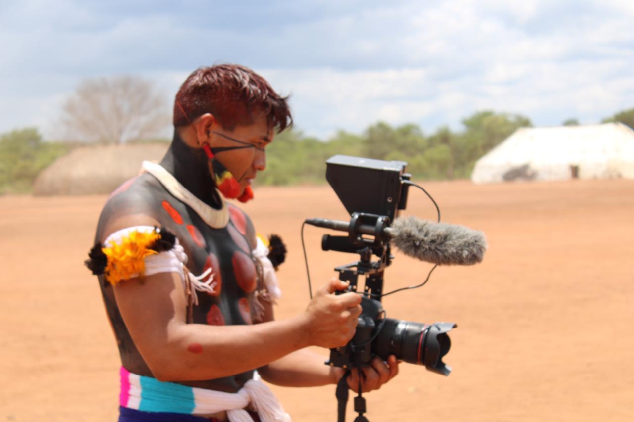 Sayul Kuikuro - credit Kuikuro Film Collective
