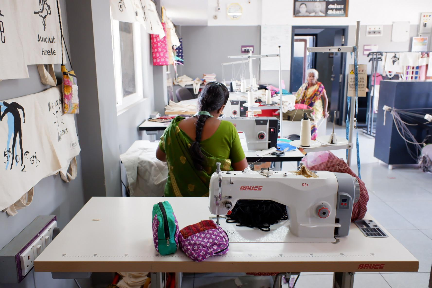 Shaktiism women working in India