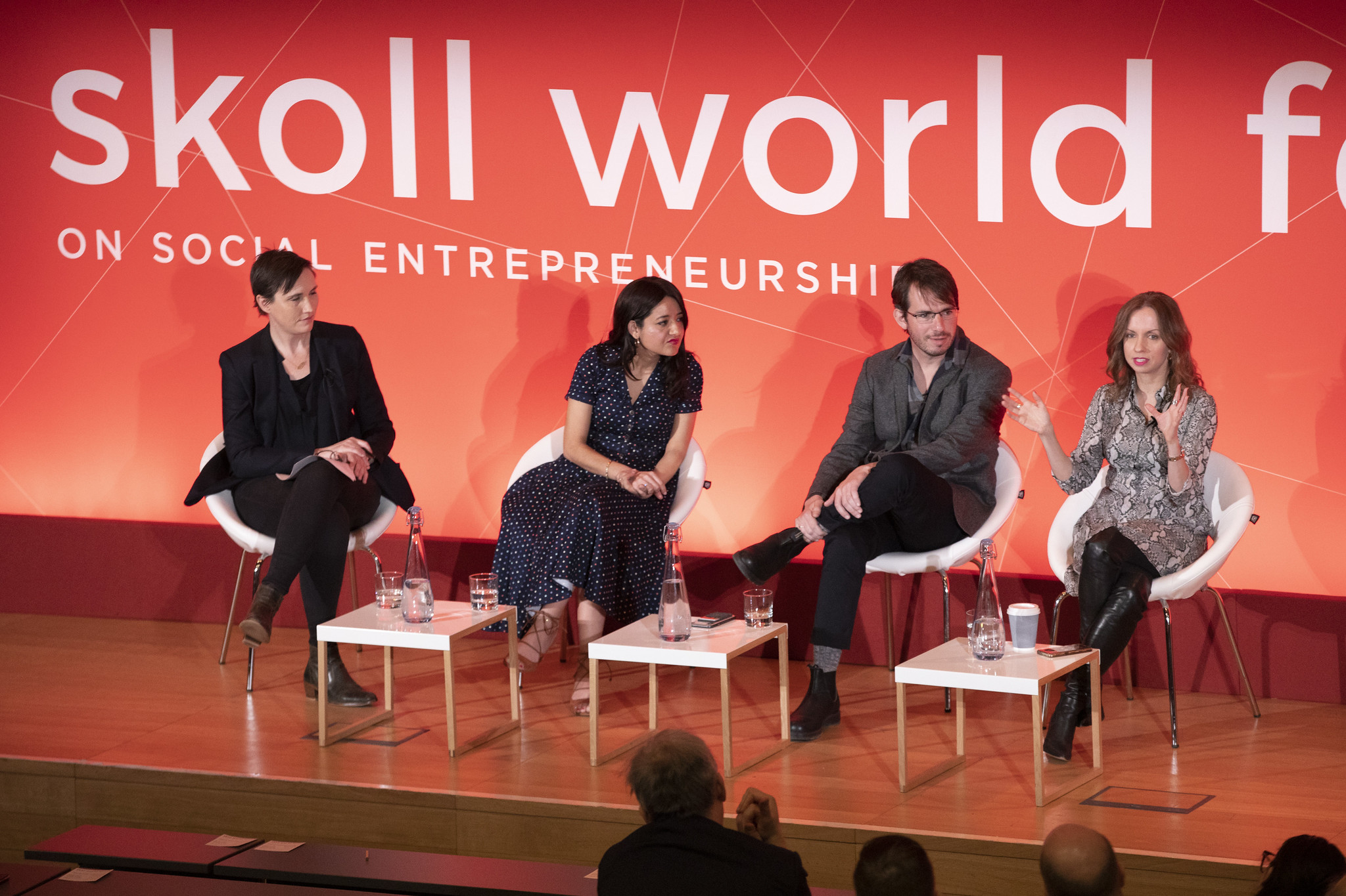 Skoll World Forum 2019