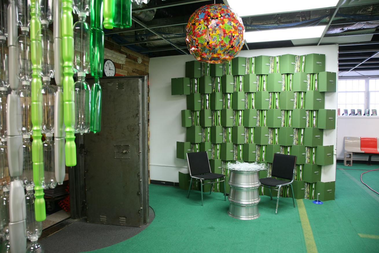 TerraCycle showroom