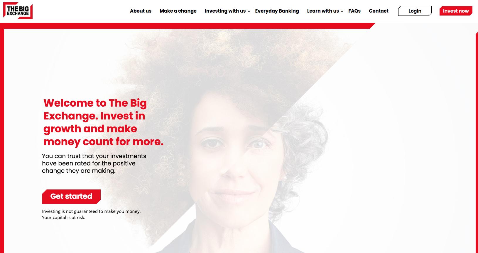 The Big Exchange - homepage